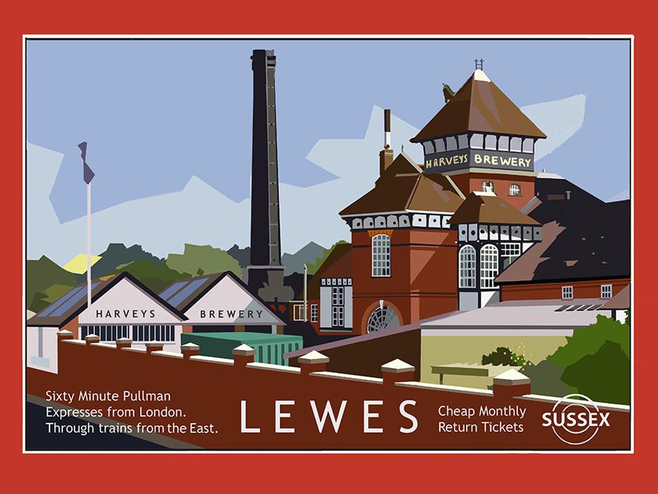 Lewes Brewery